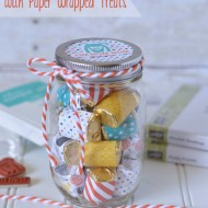 Monster Treat Jar with Stampin' Up!