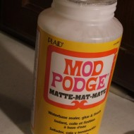 How Do You Mod Podge?