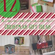 12 Handmade Christmas Gift Ideas