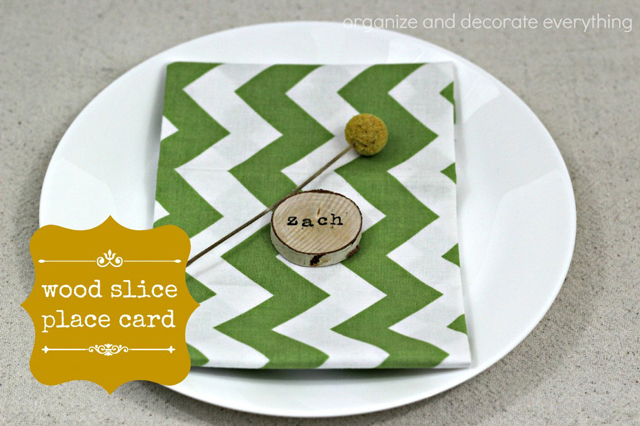 Wood-Slice-Place-Cards-Organize-and-Decorate-Everything