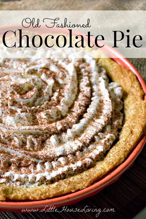 Old-Fashioned-Chocolate-Pie
