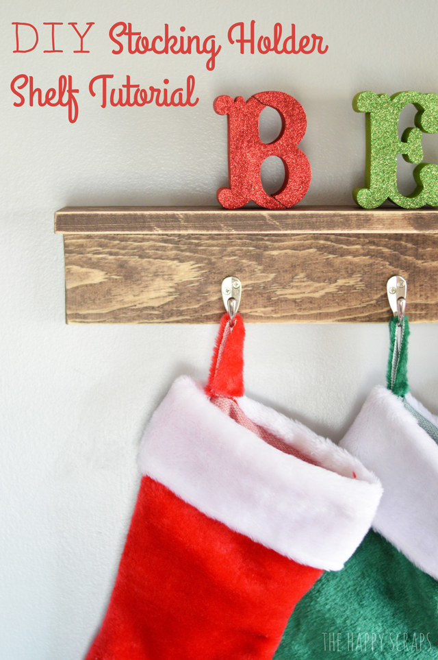 diy-stocking-holder-shelf-tutorial