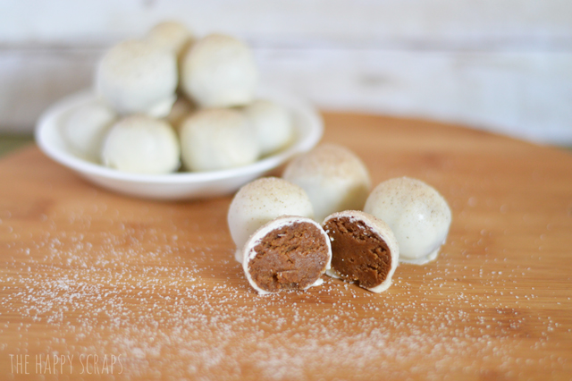 gingerbread-truffles