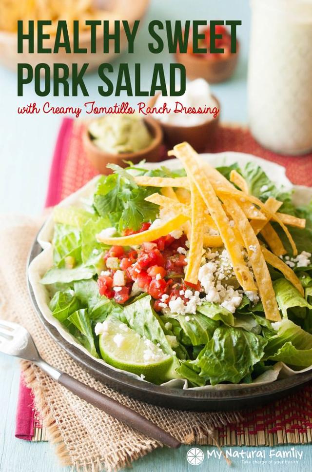 Healthy-Pulled-Pork-Salad
