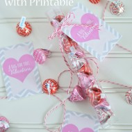 Hugs for You – Valentine with Printable