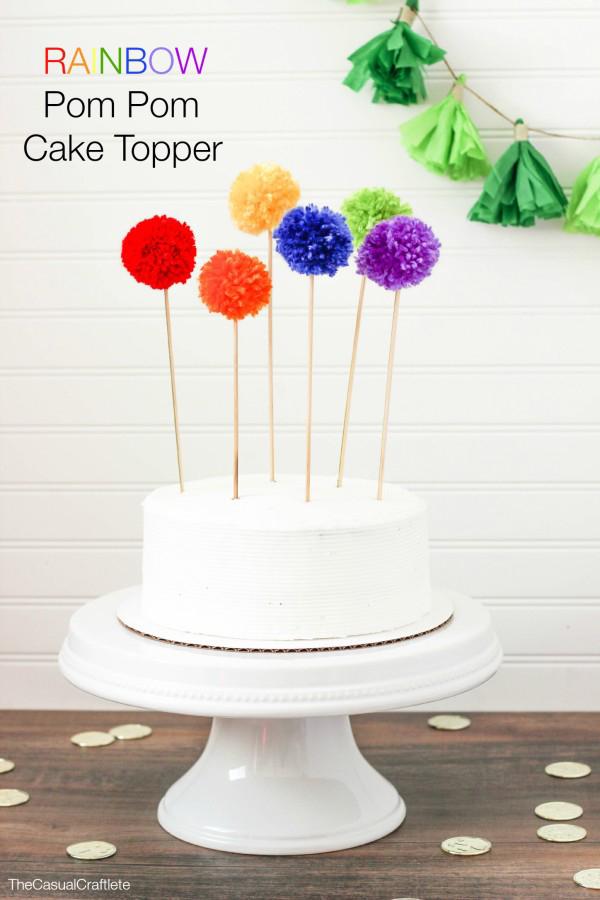 Rainbow-Pom-Pom-cake-toppers