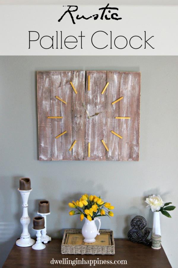 Rustic-Pallet-Clock-Main-Pic