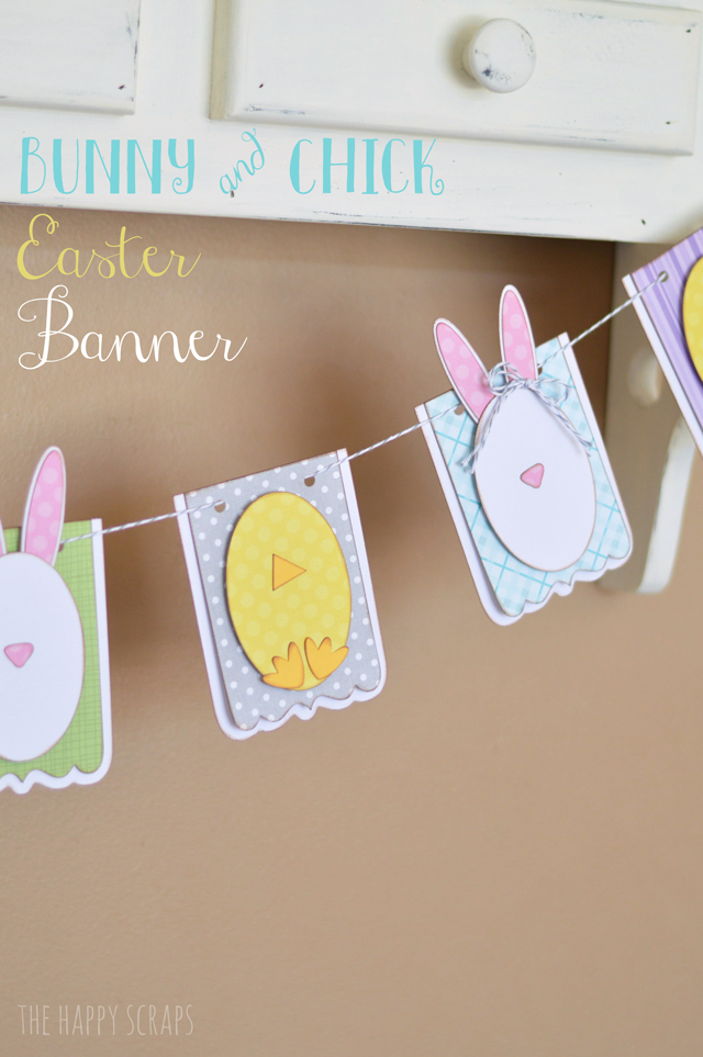 bunny-chick-easter-banner