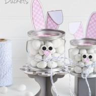 Bunny Treat Bucket