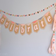 Celebrate Banner Kit