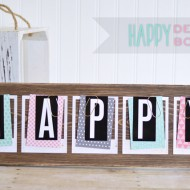 Happy Decor Board
