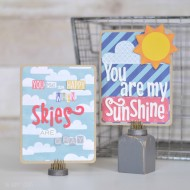 You Are My Sunshine Cards