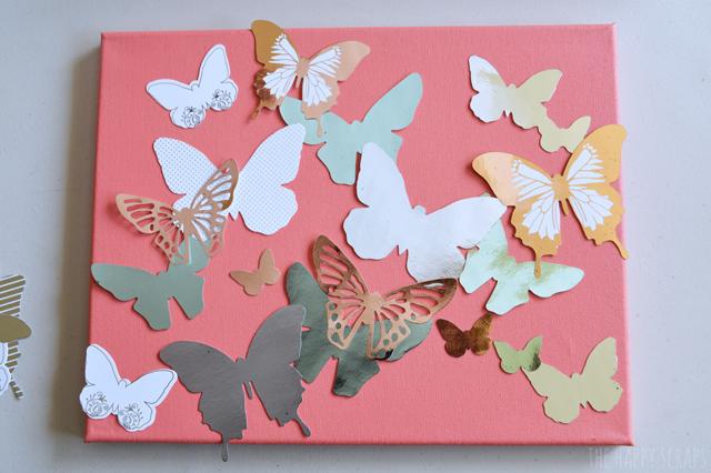 foiled-butterflies