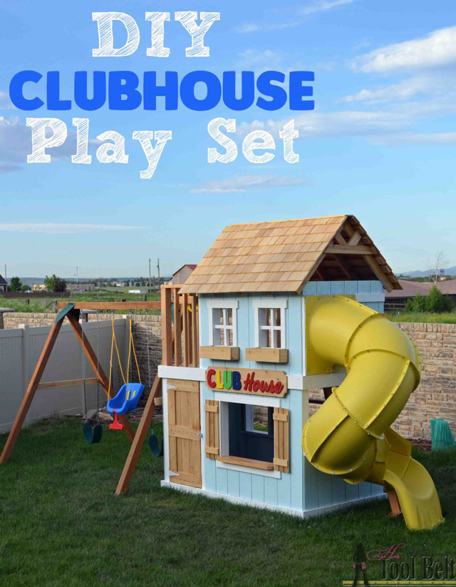 DIY-clubhouse-play-set