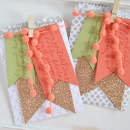 Embellished Gift Card Holder