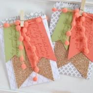 Embellished Gift Card Holder