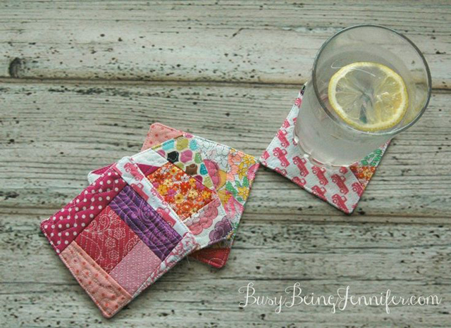 scrappy-quilted-coasters