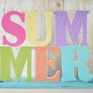 Bright Summer Letters