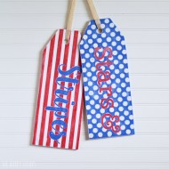 Stars & Stripes Front Door Decor