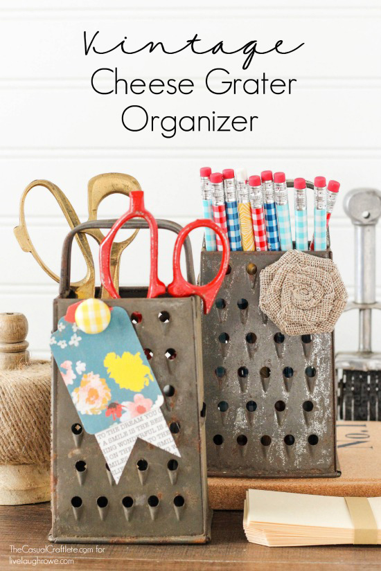 Vintage-Cheese-Grater-Organizer-turn-a-metal-cheese-grater-into-a-magnetic-memo-board-and-storage-for-office-supplies-via-thecasualcraftlete.com-for-livelaughrowe.com_1