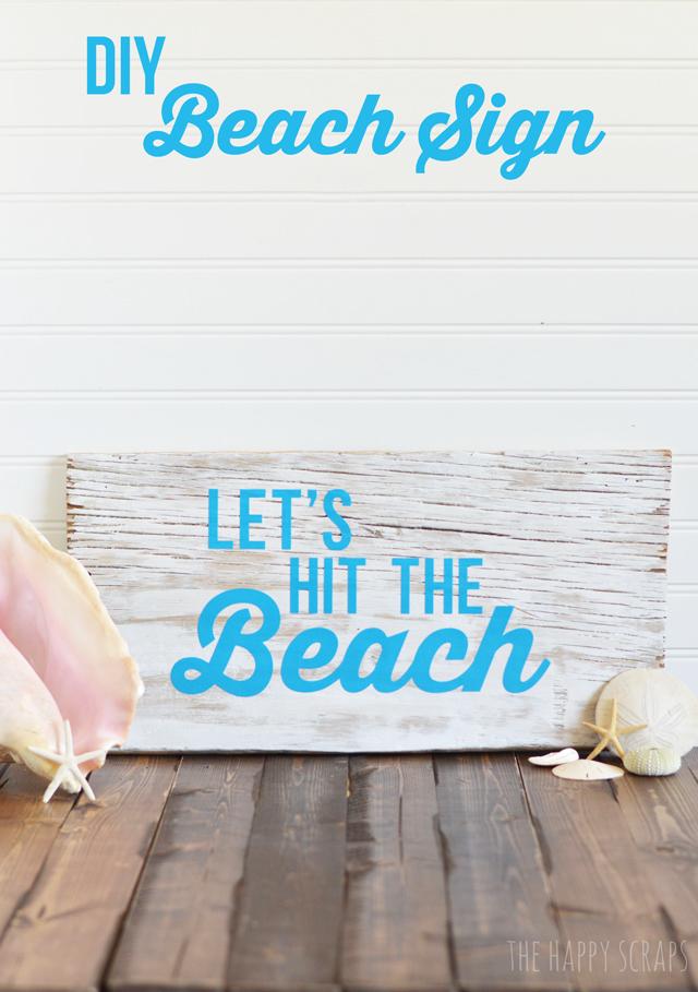 diy-beach-sign