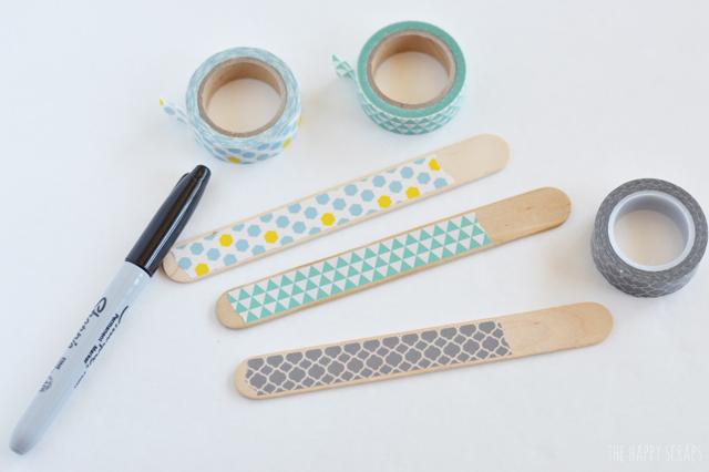 washi-sticks