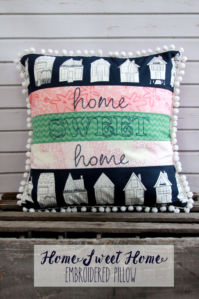 Home-Sweet-Home-Embroidered-Pillow