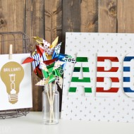 Decorate for Back to School with the Minc
