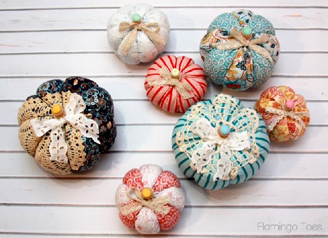 DIY-Fall-Fabric-Pumpkins