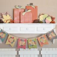 Autumn Banner Tutorial
