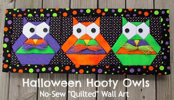 halloween-hooty-owls-no-sew-quilted-wall-art3-600x344