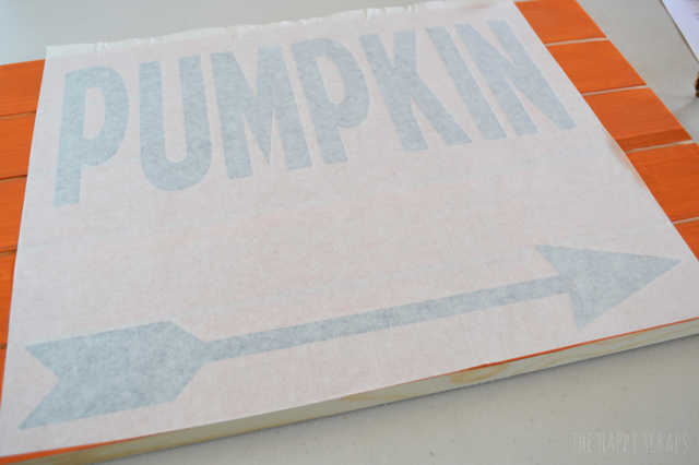 pumpkin-arrow-vinyl