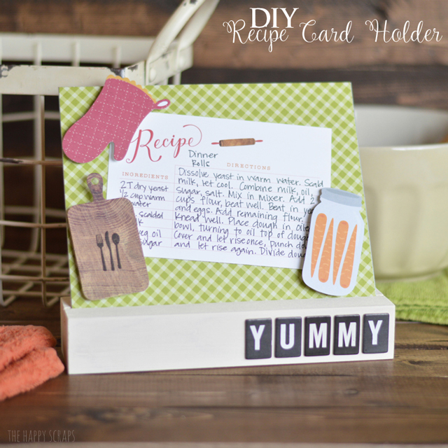DIY-Recipe-Card-Holder