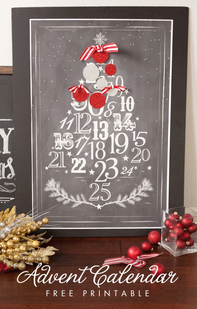 Free-Printable-Advent-Calendar