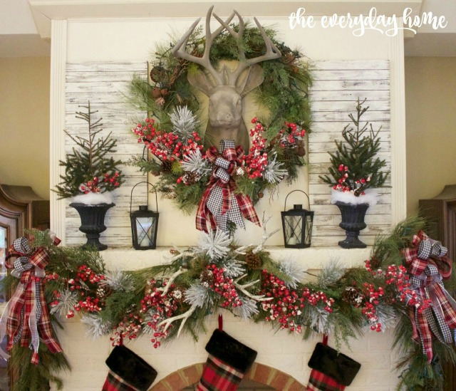 Plaid-and-Berry-Mantel-The-Everyday-Home-Blog-www.everydayhomeblog.com-1200