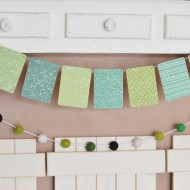 Simple St. Patrick's Day Garland
