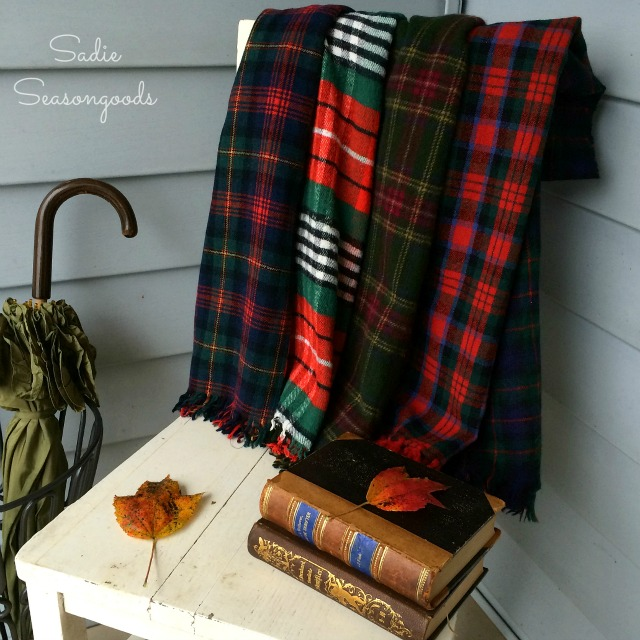Vintage_wool_plaid_scarves_sewn_together_into_a_blanket_Sadie_Seasongoods