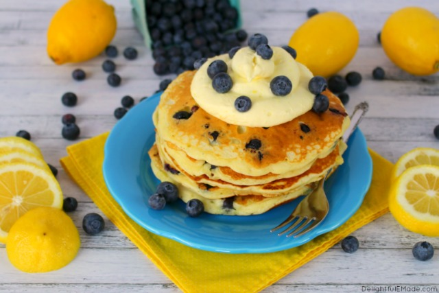 Lemon-Blueberry-Pancakes-DelightfulEMade-hz1-768x512