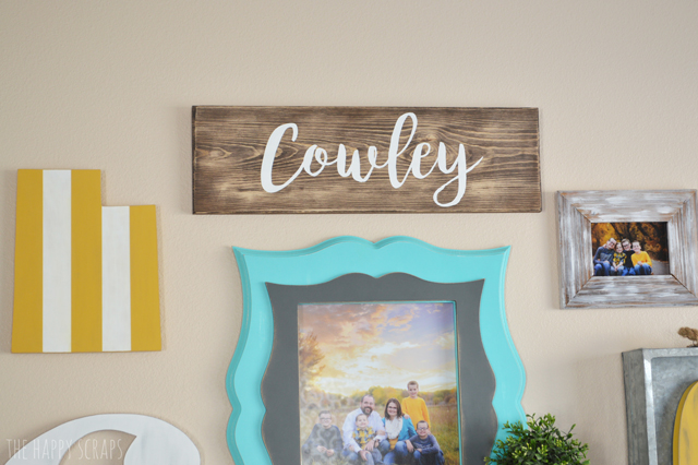 family-sign-gallery-wall