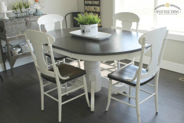 farmhouse-painted-kitchen-table-chairs-7