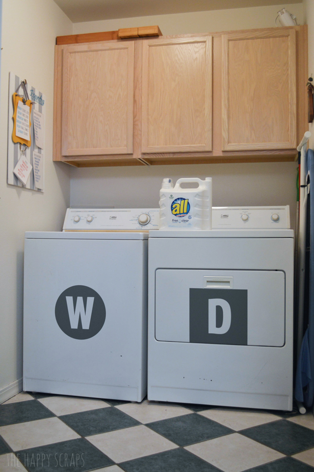 Keep your laundry room and clothes looking great with these spring cleaning tips.
