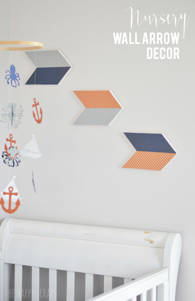 nursery-wall-arrow-decor