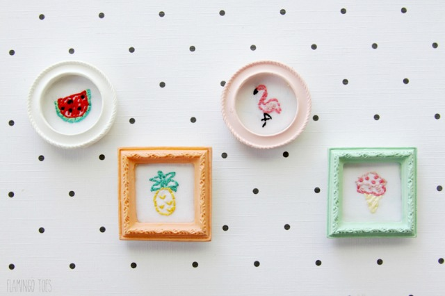 Sweet-Summer-Mini-Embroidery-Frames
