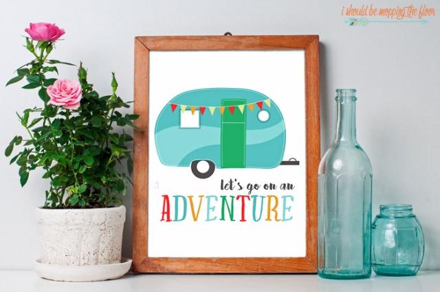adventure printable