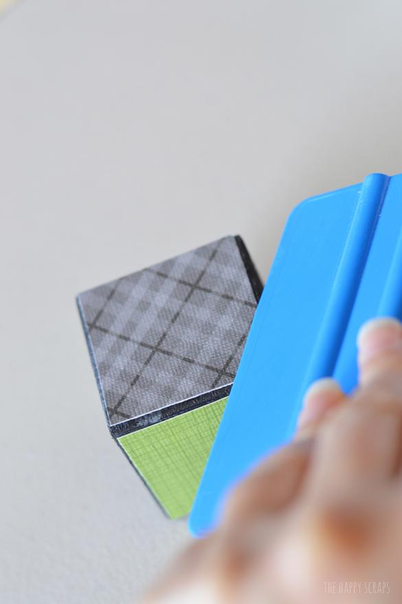 glue-paper-to-block