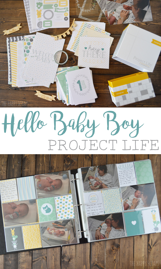 hello-baby-boy-project-life