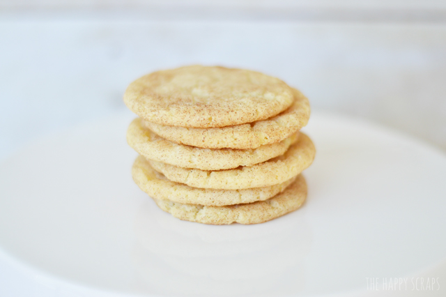 The softest, chewiest, yummiest Favorite Snickerdoodle Cookies you'll ever have!