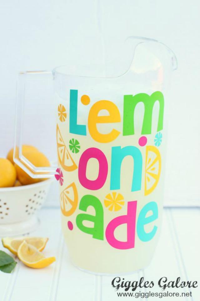 Pretty-Lemonade-Pitcher