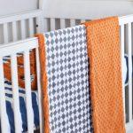 Simple Flannel + Minky Baby Blanket