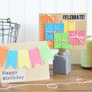 Embossed Birthday Cards